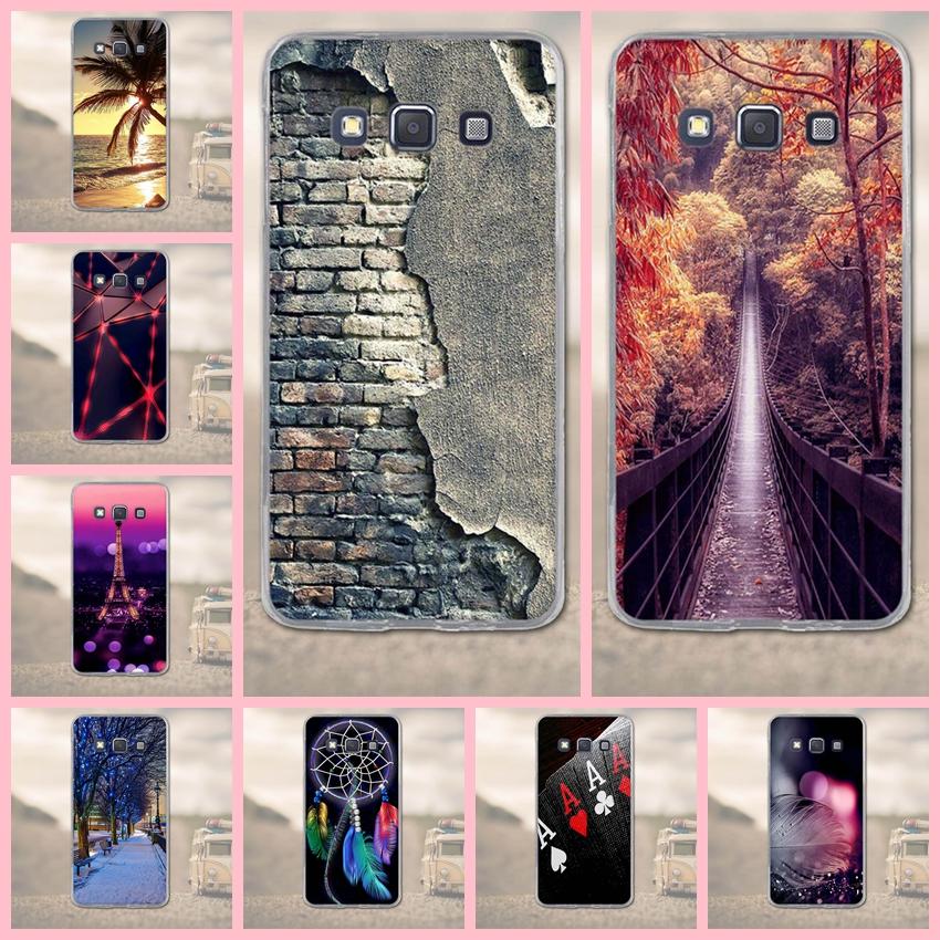 Phone Cases Samsung Galaxy A3 2015 Case Back Cover Coque TPU Soft Mobile Fundas  -  Sue-kk-mall store
