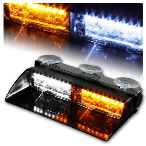 auto truck led beacon emergency recovery flashing warning strobe light. Black Bedroom Furniture Sets. Home Design Ideas