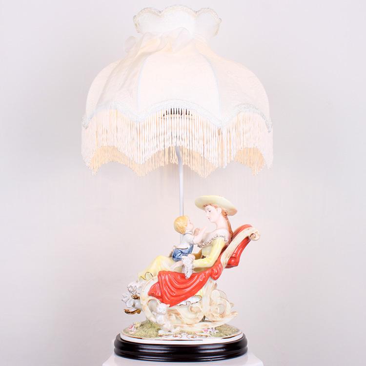 Fashion table lamp fine ceramic boy bedroom bed-lighting eye 835 - Lighting By Designer (2 store)