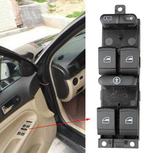 Buy 1PCS Window Switch VW 99-04 GTI Golf 4 Jetta MK4 BORA BEETLE Passat B5 B5.5 Master Power Window Control Switch Button for $7.48 in AliExpress store