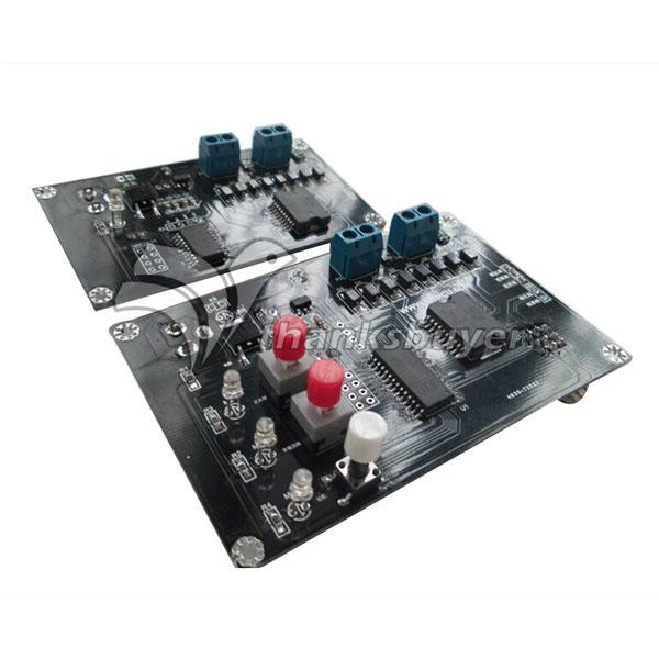 DC Motor Control Board Two Axis Gimbal Joystick Control Motor Shooting Slide Rail Controller<br><br>Aliexpress