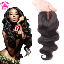 Free/Middle/3 Part Brazilian Lace Closure Bleached Knots,Brazilian Body Wave Closure,Cheap Lace Front Virgin Human Hair Closure