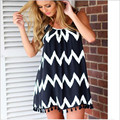 New Arrival Women Sleeveless Dresses for Pregnant Women Women s Clothing Striped Maternity Fashion Nursing Home