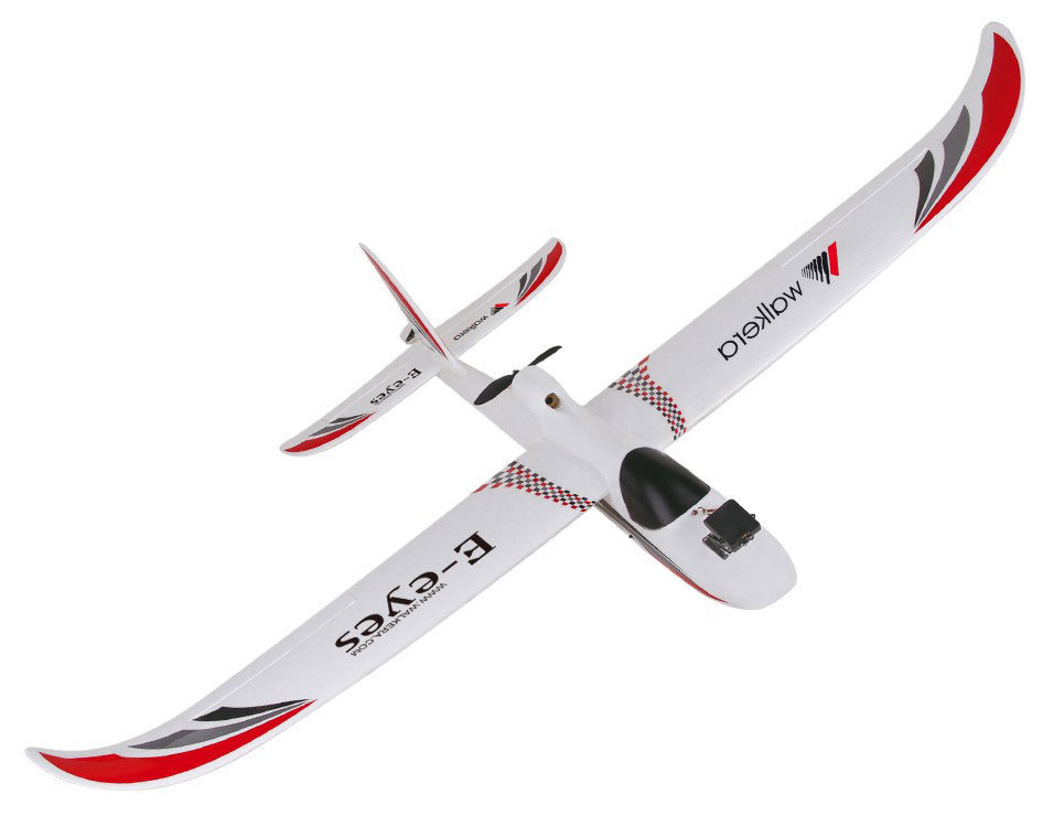 Walkera E-eyes FPV PNP RC airplane glider planes with brushless motor radio control airplane remote control toys Free s Toy kids
