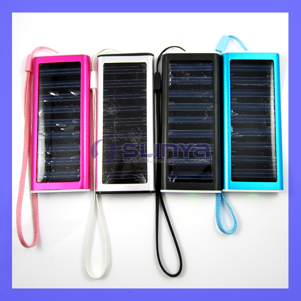 1350MAH Protable External Battery for Samsung i9300 iPod iPhone 4 4s 5 5G Solar Charger(China (Mainland))