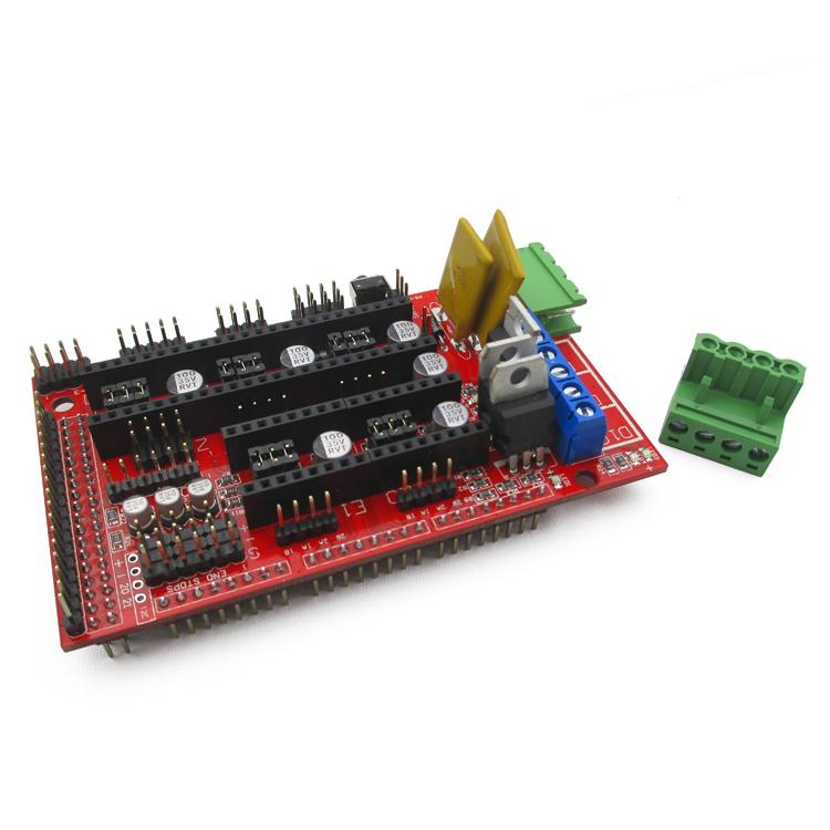 3D RAMPS 1.4 printer Control Reprap printer control board 3D printer(China (Mainland))