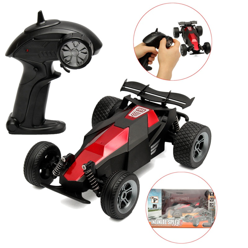 2.4G High Speed RC Truck Off Road with Radio Remote Control Instructions Without Battery(China (Mainland))