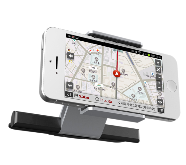 Hot Smartphone CD Slot Stand Mobile Holder For Car Use Telephone Support(China (Mainland))