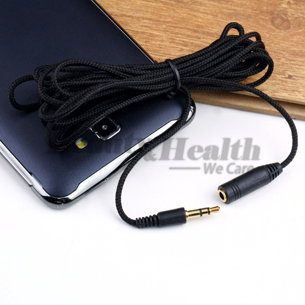 PromotionNew arrival Free shipping 10ft 3 5mm Headphone Stereo Audio Female to Male Extension Cable Cord