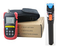 3 In 1 FTTH Fiber Optic Tool Kit with TLD6070 Optical Power Meter and 10MW Visual