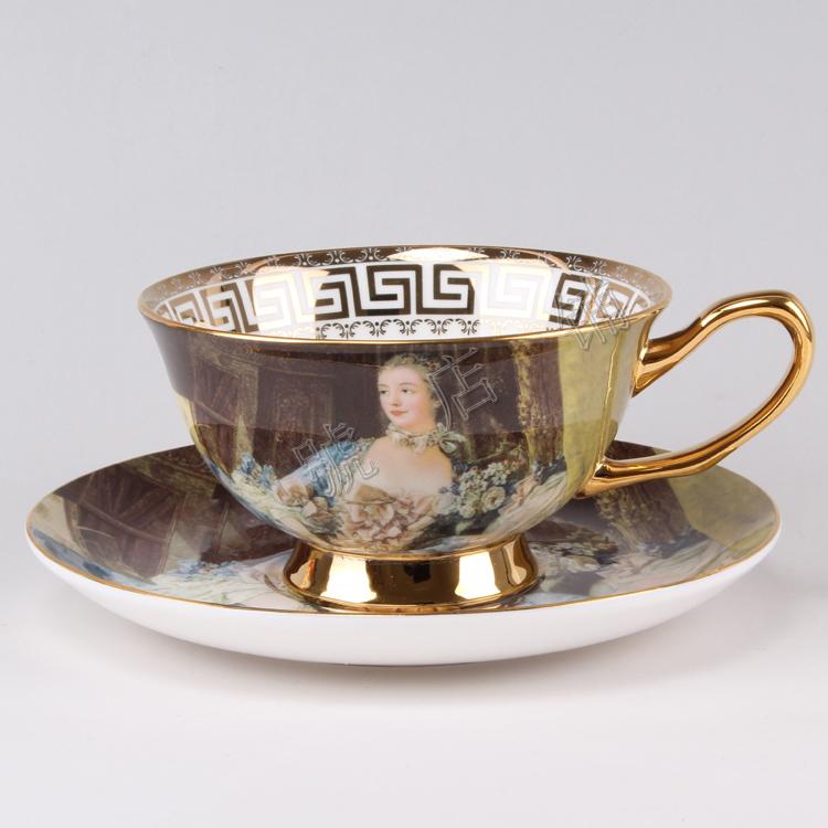 Sale Cheap Tea Cups Royal English Tea Sets Bone China Tea