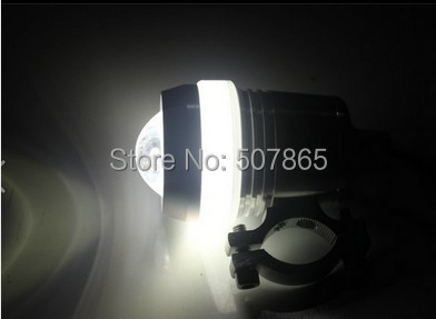 2016 New LED Work Spot Light 30W Lights maker U3 LED Motorcycle Offroad Car ATV SUV Spotlights with Strobe Driving Lights(China (Mainland))