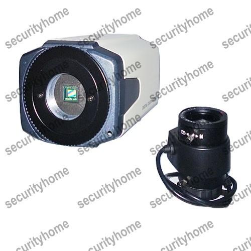 Mini 700TVL 3.5-8mm Auto-IRIS Lens security system Sony Effio-EOSD Box Bullet camera(China (Mainland))