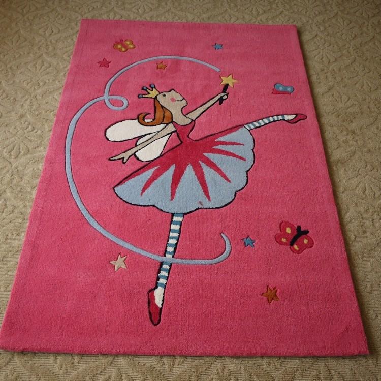 Cute area rugs cartoon carpet kids bedroom rug in mat for Kids room area rug