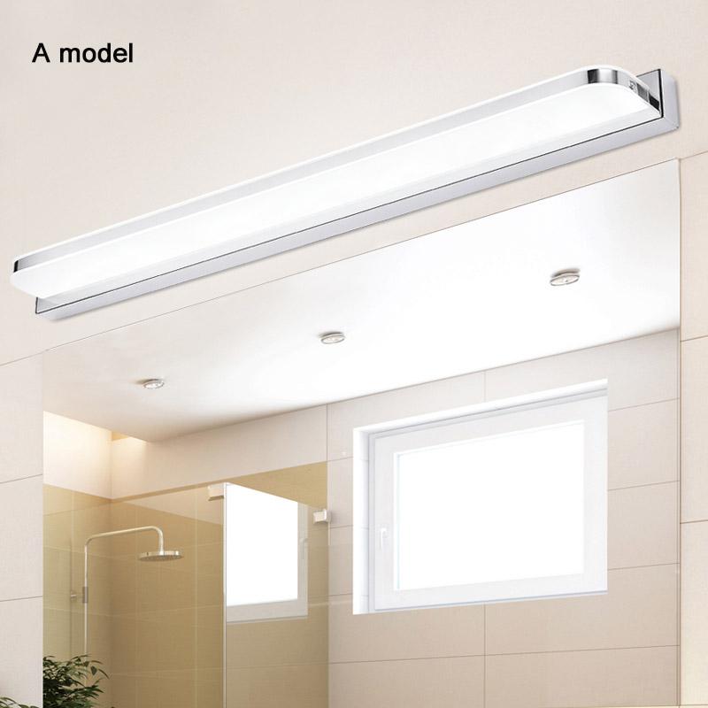 Modern Style PMMA Pannel LED Mirror Light Lamp Indoor Lighting for Bathroom Waterproof LED Wall Lamp 3W 7W 10W 12W 15W (A Model)<br><br>Aliexpress