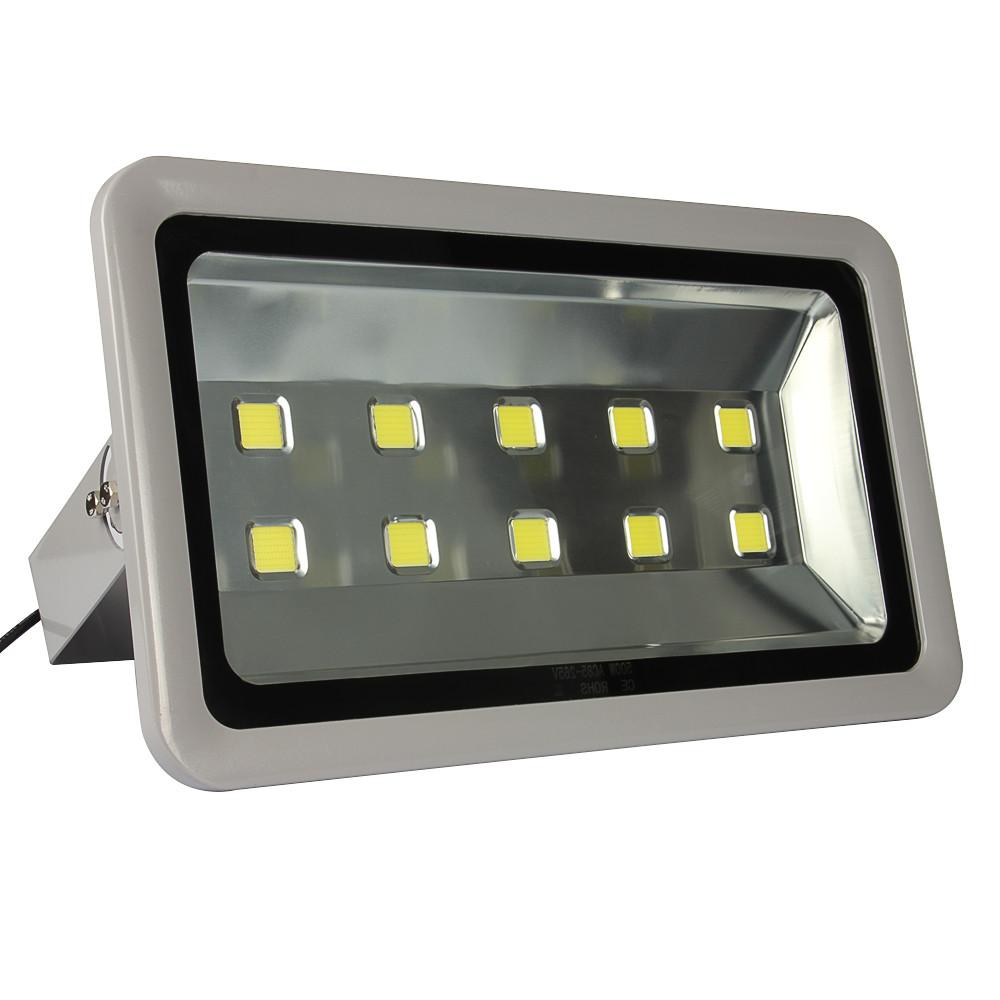 4pcs Waterproof LED Flood light 500W LED Spotlight Lamp AC85-265V Reflector Landscape lighting Outdoor Football field lighting(China (Mainland))