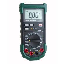 Mastech MS8269 2000 condes LCD multímetro Digital AC / DC tensión Tester inductancia Detector con retroiluminado