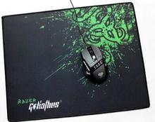 2015 best-selling Razer goliathus gaming mouse pad,PC game mouse mat  control version 444x350x4.computer equipment good sale