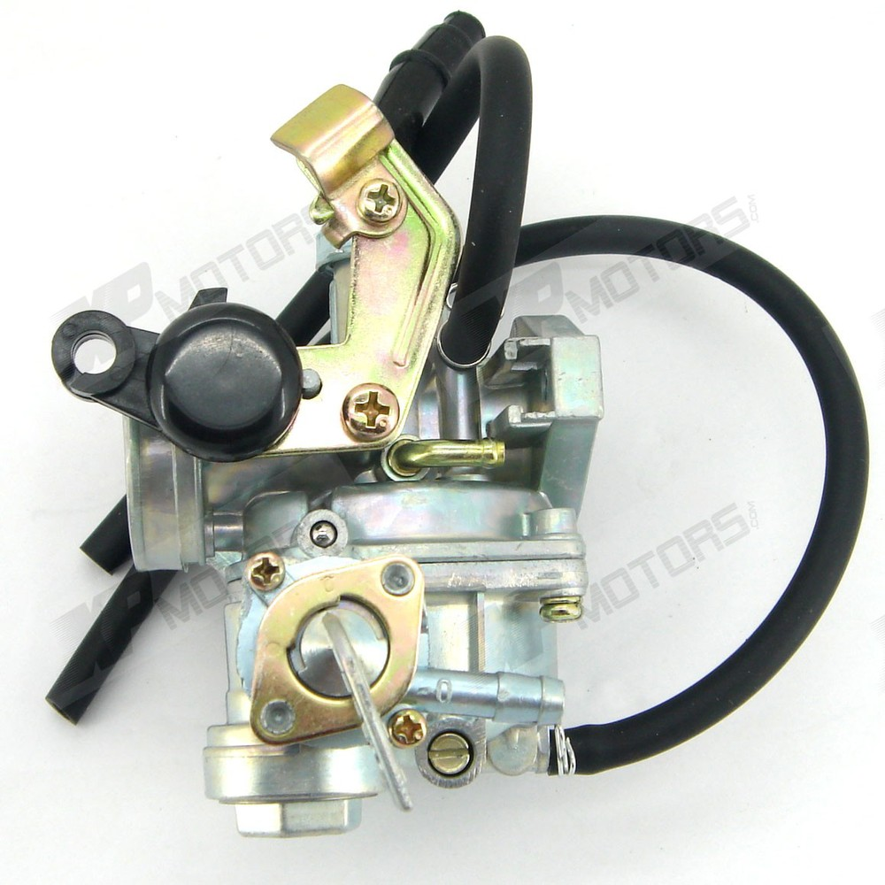 Quad Pit Bike 110cc CARBURETTOR On Off Valve Uses Choke Cable Fitting