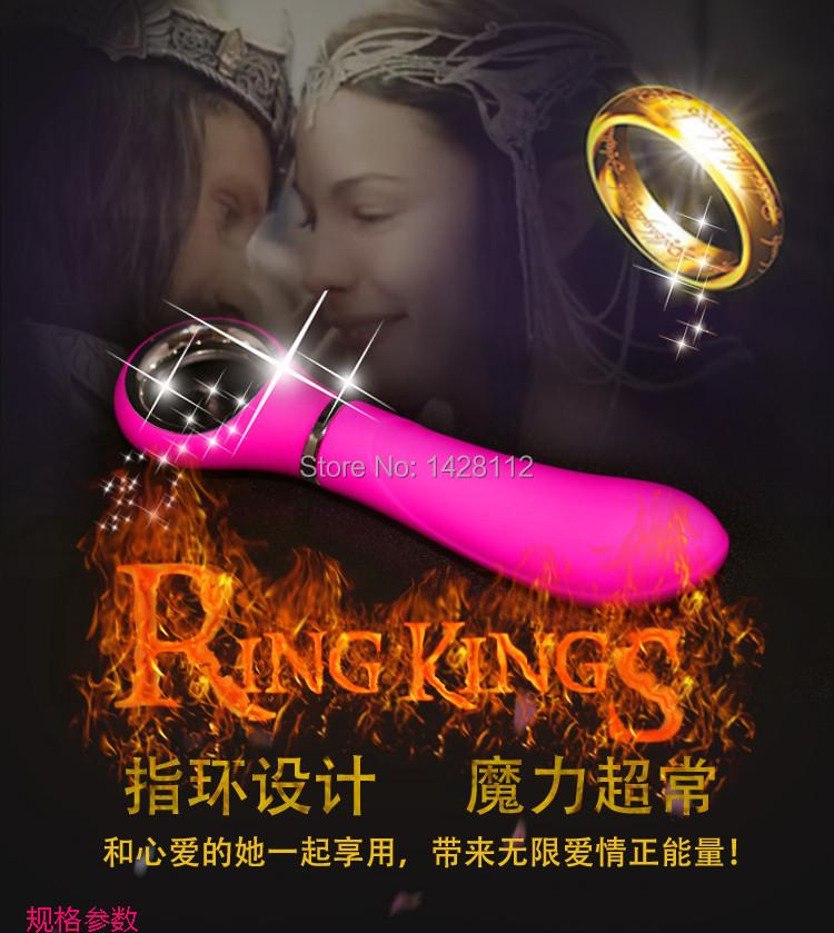 1 PC APHRODISIA Magic Wand Massager Erotic G-spot ibrating Dildo Vibrators Multi-frequency Sex Vibrators For Woman -55103(China (Mainland))