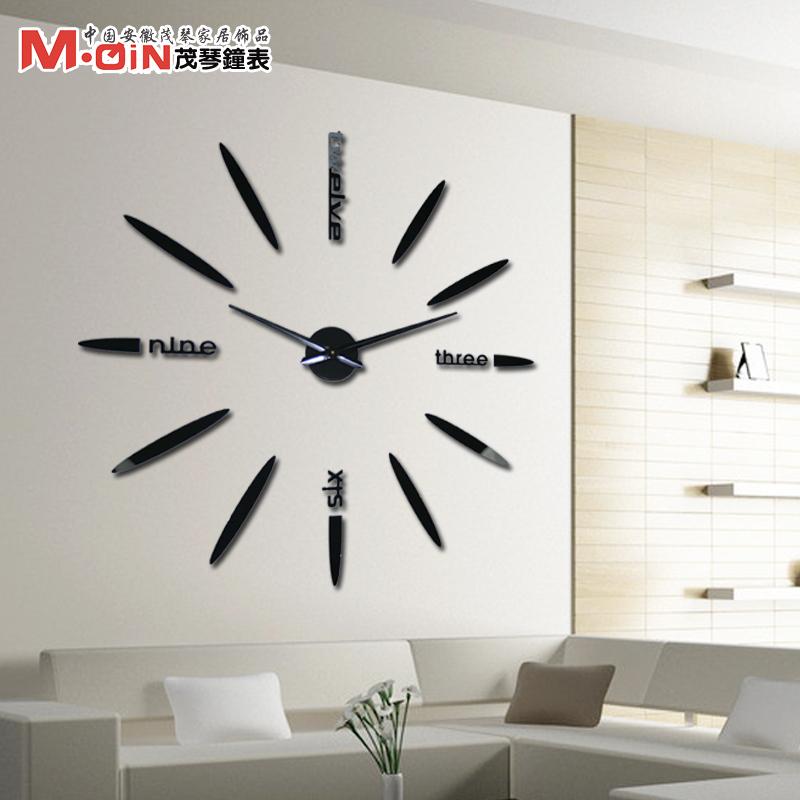 Orologi da parete creativi for Orologio fai da te