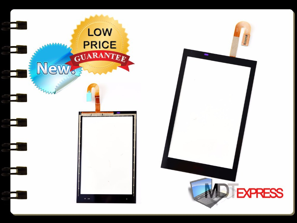 New! Touch Screen Digitizer Glass Lens Front Panel Replacement for HTC Desire 610 D610 D610n D610t D610x D610w FREE SHIPPING(China (Mainland))