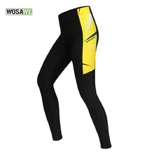 Buy WOSAWE High Elasticity Sport Ciclismo cycling tight Women/men GEL 4D Padded Mountain Bike Bicycle Cycling pants Quick Dry for $21.99 in AliExpress store