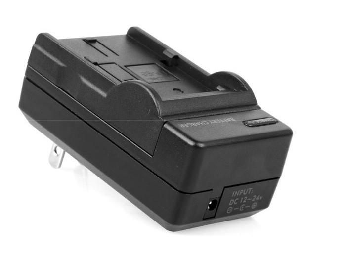 100% New High quality camera charger 007E 4.2V 300mA for Panasonic L1 TZ1/3/2/4/11/5/15/50 007E/S007/BCD10 battery(China (Mainland))