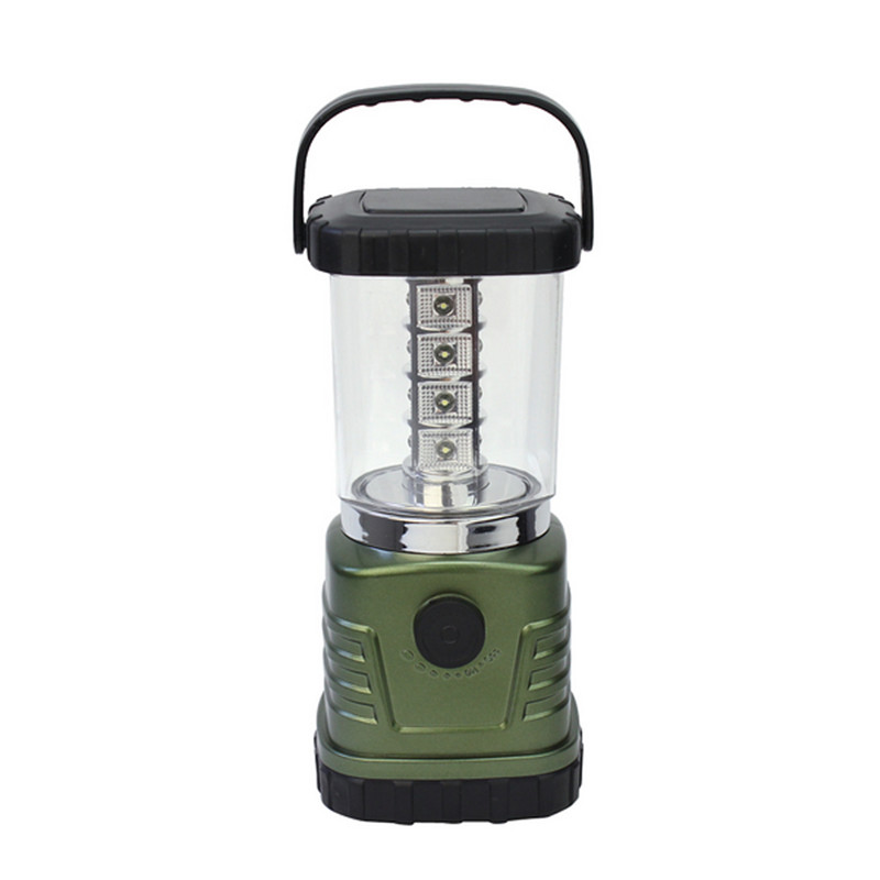 New Portable Picnic Hiking Fishing Tent Night Light 16 LEDs Camping Lantern With Handle(China (Mainland))