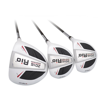 CRESTGOLF MG002 Golf Drivers/ Fairway Woods/ Hybrids Golf Woods ClubsTitanium alloy ClubHead and Graphite Shaft Club For Men(China (Mainland))