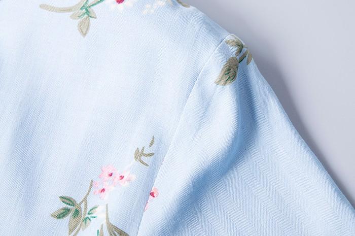 ออกแบบเดิมของ2017ใหม่ฤดูร้อนผ้าไหมหนักวินเทจศิลปะพัดลมหลวมเสื้อยืด ถูก