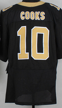 HOT Cheap men's jersey,Elite 9 Brees 10 Cooks 12 Colston 31 Byrd 32 Vaccaro Jerseys,Size M-XXXL,Best Quality,Authentic Jersey(China (Mainland))