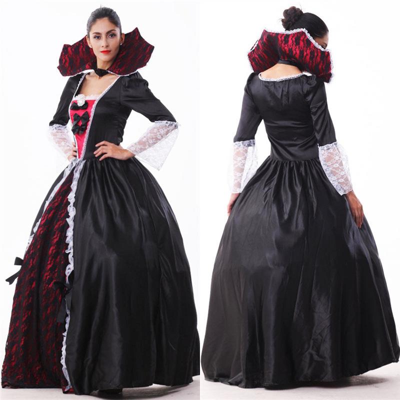 Achetez en gros vampire halloween costume en ligne des grossistes vampire halloween costume - Costume vampire femme ...