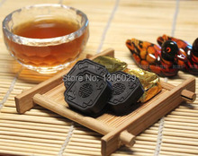10PCS China Ripe Pu Erh Tea 2007 Cha Gao 10pcs Mini Gold Brick Chagao Cooked Pu