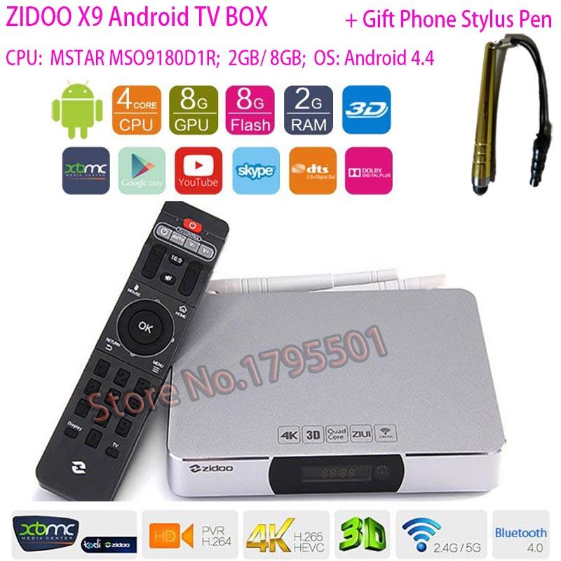 ZIDOO X9 Smart font b Android b font font b TV b font font b BOX