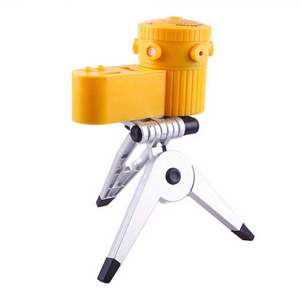 High quality Multifunction cross Laser Level Leveler Vertical Horizontal Line Tool With Tripod Free shipping