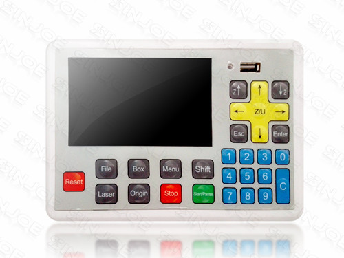 Free Shipping Co2 Laser Cutter Dsp Controller Co2 Laser Control Card Dsp Control System Awc708C Plus(China (Mainland))