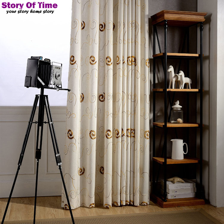 Decoration curtains for living room floral print curtains Window Panel drapes insulated blackout curtains ENDIESS pattern(China (Mainland))