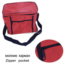 420D WaterProof Oxford cloth Thermal Insulated Tote Lunch Bag Cooler Lunch Box Handbag Storage Organizer For