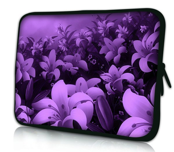 """7"""" Sleeve Pouch Bag Case Cover For 7"""" Acer Samsung Dell Toshiba Thrive Tablet PC"""