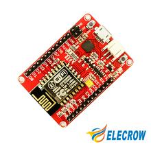 Elecrow New ESP8266 IOT WiFi Module Development Board Electronics IoT esp8266 WIFI Board Easy To Run DIY Kit Free Shipping(China (Mainland))