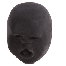 Hot Sale Human Face Emotion Vent Ball Toy Resin Relax Doll Adult Stress Relieve Novelty Toy Anti-stress Ball Toy Gift(China (Mainland))