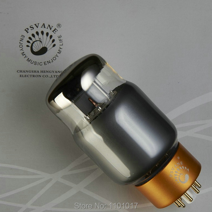 PSVANE KT88 Vacuum Tube MARK TII Serie Collector Edition HIFI EXQUIS Factory Matched Pair KT88-TII electron tubes(China (Mainland))