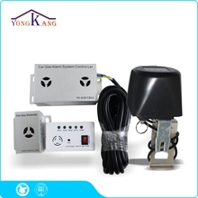 Yongkang Vehicle LPG LNG CNG Gas Leak Alarm System with Automatic Shuoff Valve(China (Mainland))