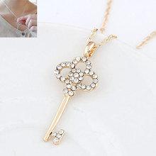 cheap key necklace pendant