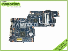 Laptop motherboard for toshiba satellite C850D H000051810 REV 2.1 AMD E1200 DDR3 ADM Integrated Graphics Mainboard(China (Mainland))