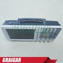 Sds8202v OWON osciloscopio digital USB + LAN + VGA canales duales de osciloscopio digital 200 MHz de ancho de banda 2GS / s samplerate