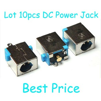 Lot 10pcs Laptop DC Jack Connector Power for Acer Aspire 5742 5742G/Z/GZ 5750 5750G 7741 7741Z MS2309, For GATEWAY MS2291 NV73A