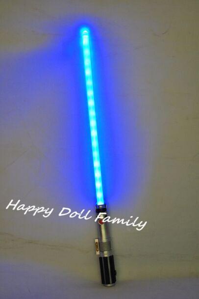 laser sword, laser sabre, laser saber, light saber, Star wars ANAKIN SKYWALKER ULTIMATE FX LIGHTSABER, blue light(China (Mainland))