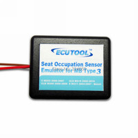 Seat Occupancy Occupation Sensor SRS Emulator for Mercedes-Benz Type 3,support C W203,CLK W209,CLS W219,,E W211 Free shipping